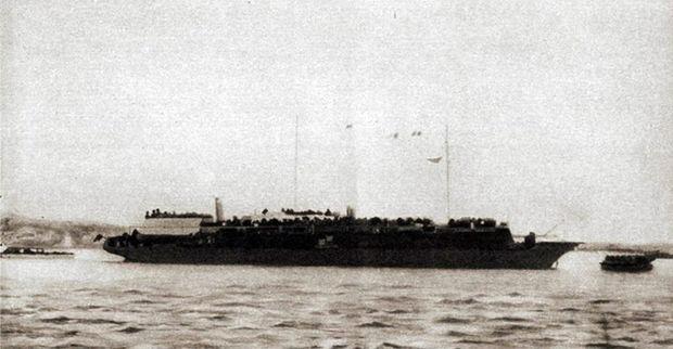 Struma boat